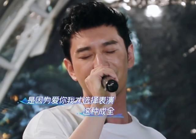店长|黄晓明又开始假唱,赵丽颖看不下去,一句话直怼重点,弹幕:说得好