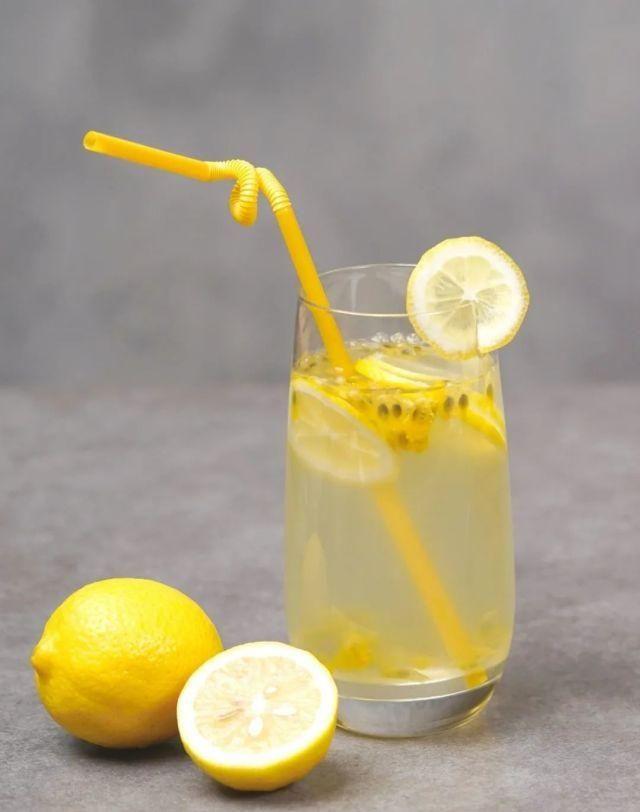『蜂蜜』网红百香果柠檬蜂蜜茶,美白养颜必备,家里就能做!