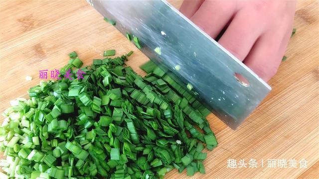 韭菜碎|蒸包子,牢记不要直接上锅蒸,诀窍告诉你,包子松软好吃,不塌陷