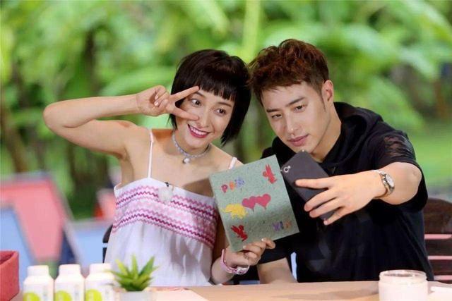 互动 姜贞羽资源太好,将与R1SE任豪参加恋爱综艺,可以看超甜互动了?